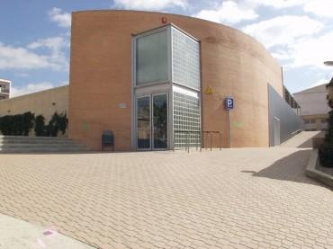 Piscina Municipal coberta Can Pasqual